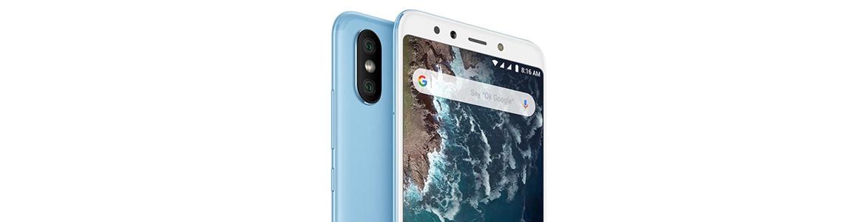 Xiaomi Mi A2 64GB niebieski - wytrzymała obudowa, potężna bateria oraz 8-rdzeniowy procesor
