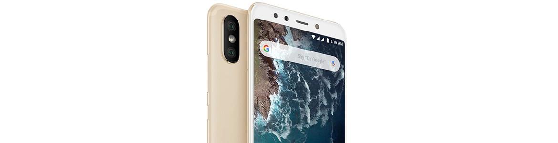 Xiaomi Mi A2 32GB złoty - profesjonalna matryca oraz niepowtarzalny wyświetlacz