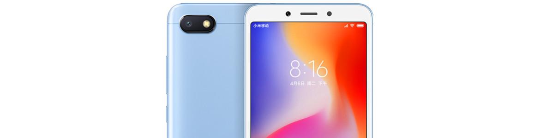 Xiaomi Redmi 6A 2/16GB Niebieski