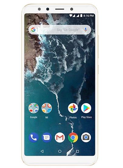 Xiaomi Mi A2 - profesjonalne fotografie na wysokiej jakości wyświetlaczu