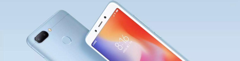 Wybierz smartfon Xiaomi Redmi 6A i ciesz się jego możliwościami