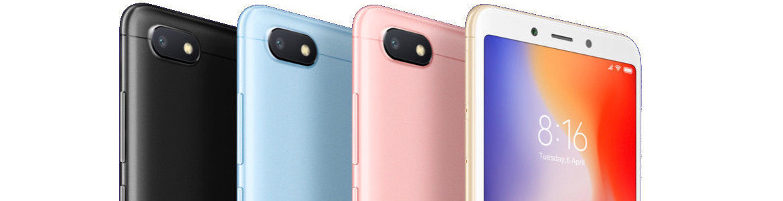 Redmi 6A – smartfon na miarę naszych czasów.