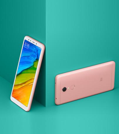 Mocną stroną Xiaomi Redmi 5 jest nie tylko rewelacyjny wyświetlacz