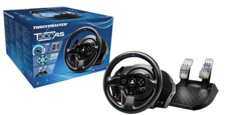 KIEROWNICA THRUSTMASTER T300 RS PC PS3 PS4 PS5