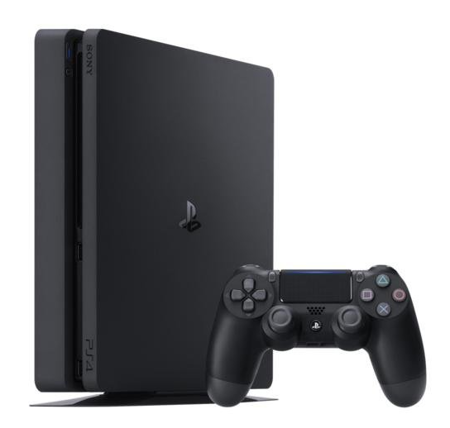 KONSOLA SONY PLAYSTATION 4 SLIM 500GB + FORTNITE