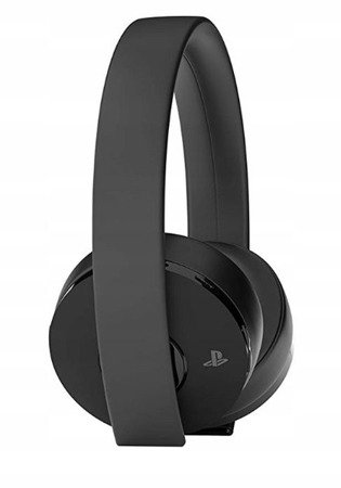 Słuchawki SONY Gold Wireless Headset 7.1 PS4 Black