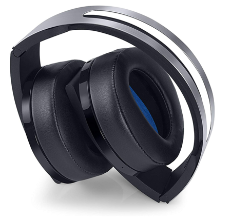 Słuchawki SONY PS4 Platinum Wireless Headset 3D