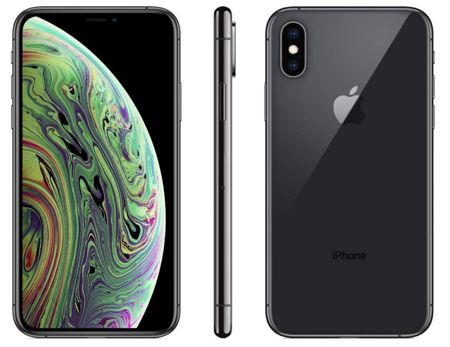 Smartfon Apple iPhone XS 256 GB Space Gray Czarny