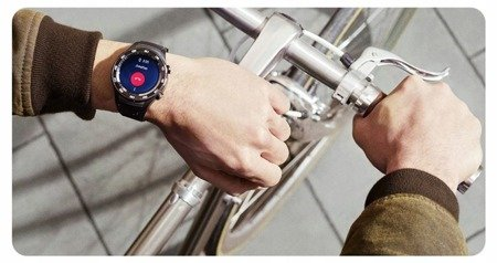 Smartwatch Huawei Watch 2 Sport 4G SIM LTE Czarny Black