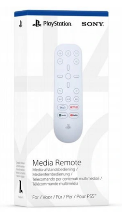 Sony PlayStation 5 Media Remote Pilot PS5 NOWY