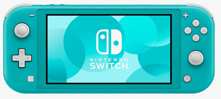 Switch Lite Turkusowa + Animal Crossing + 3 miesiące Nintendo Online