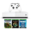 XBOX ONE S 1TB ALL DIGITAL + MINECRAFT + FORTNITE + SEA OF THIEVES
