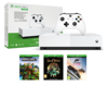 XBOX ONE S 1TB ALL DIGITAL MINECRAFT + FORZA + SEA OF THIEVES